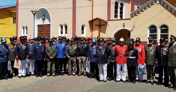 Celebración del Día de la Tradición en la Región de Los Ríos