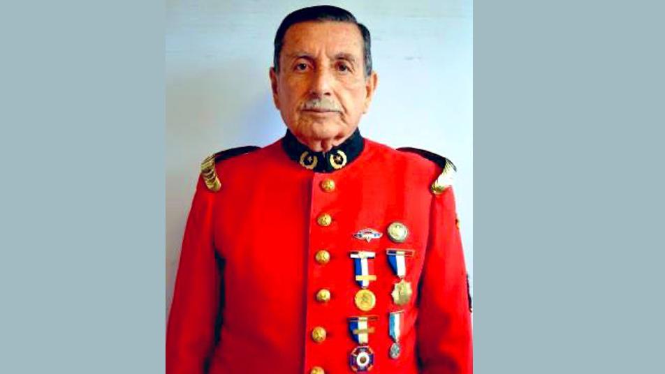 Fallece Bombero Insigne de Chile y primera antigüedad de Bomberos de Ñuñoa