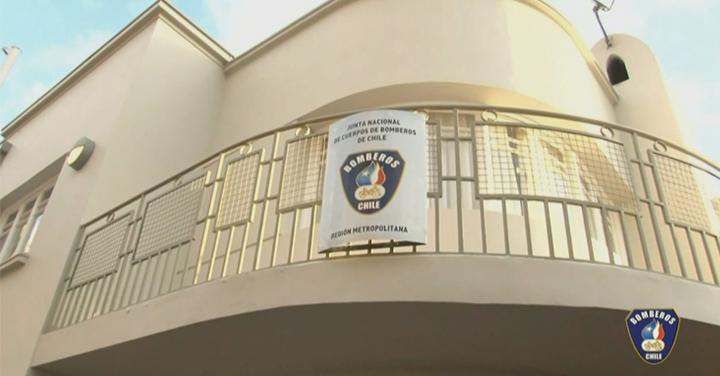 Consejo Regional Metropolitano de Bomberos tiene nueva casa
