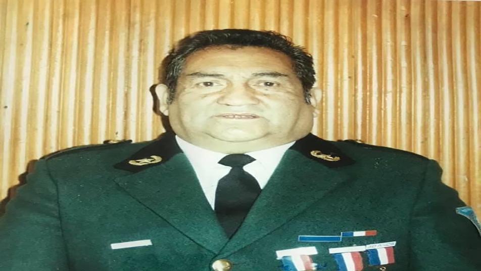 Pesar en Calbuco por fallecimiento de Voluntario Honorario, José Ramón Soto Díaz
