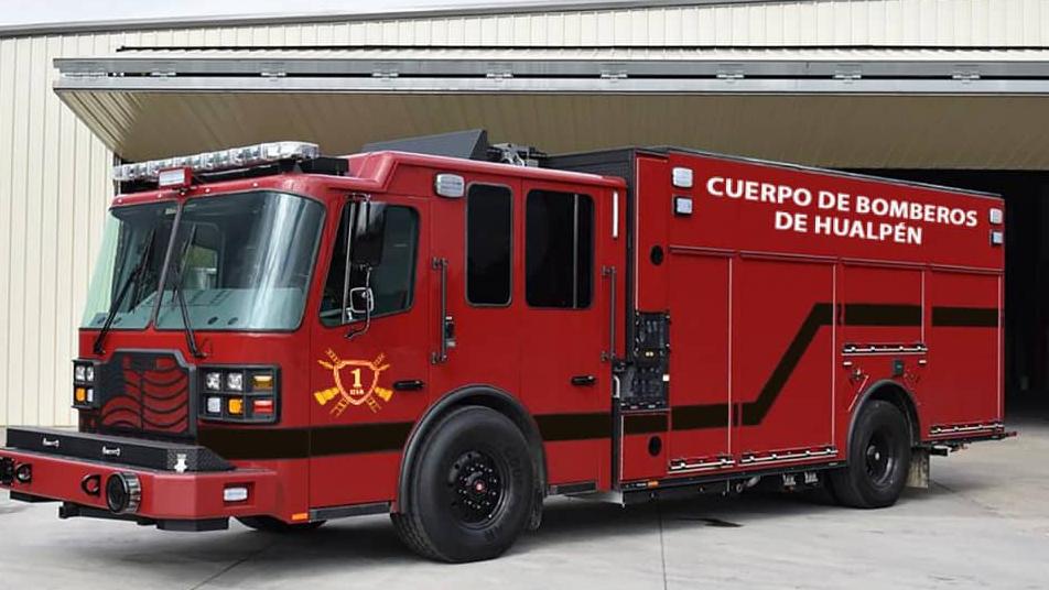 Core del Biobío aprobó proyecto de adquisición de carro de rescate multipropósito para Hualpén