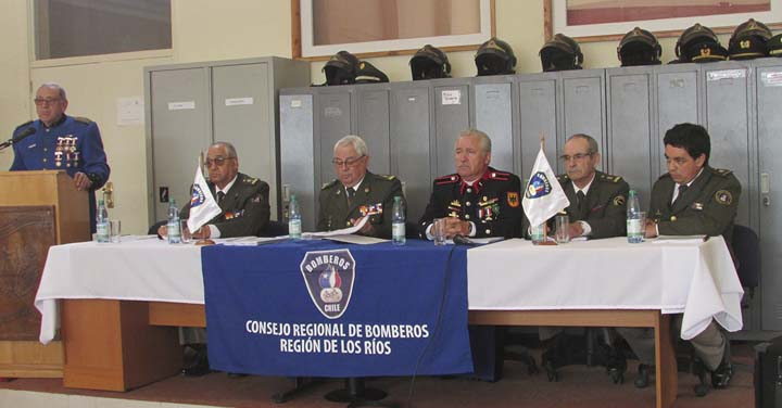Cuenta Pública del Consejo Regional de Los Ríos