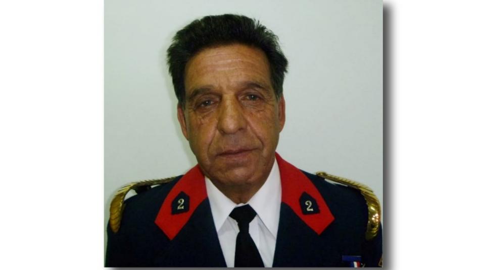 El CB de Loncoche informa el fallecimiento del Miembro Honorario y Bombero Insigne de Chile Raúl Osman Astete (Q.E.P.D.).