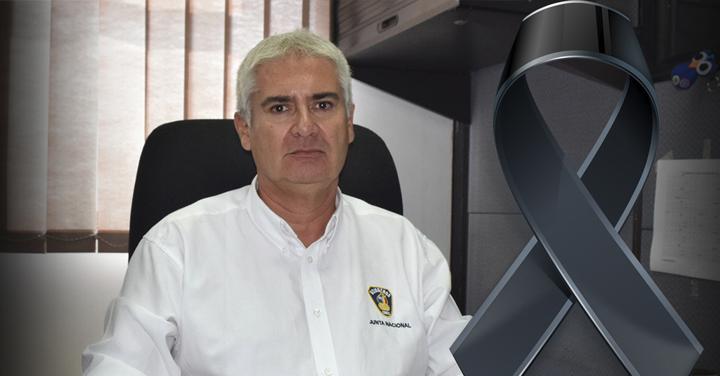 Pesar por fallecimiento de funcionario David Muñoz Godoy