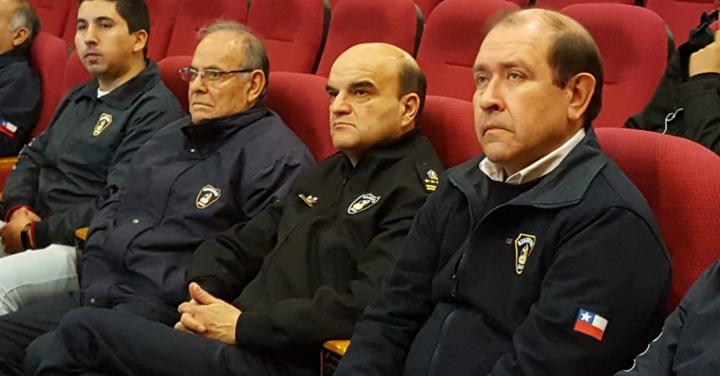 """Seminario ANB """"Desafío de Bomberos de Chile en grandes emergencias"""" en Puerto Montt"""
