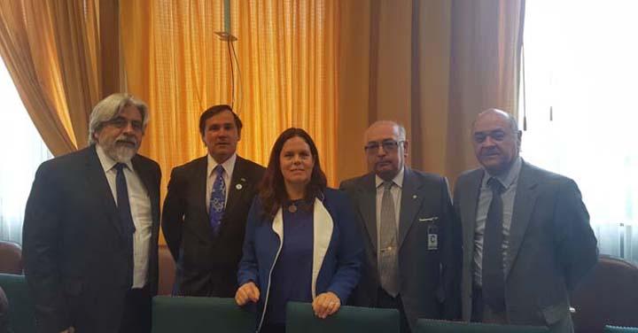 Avances legislativos en beneficio de Bomberos de Chile