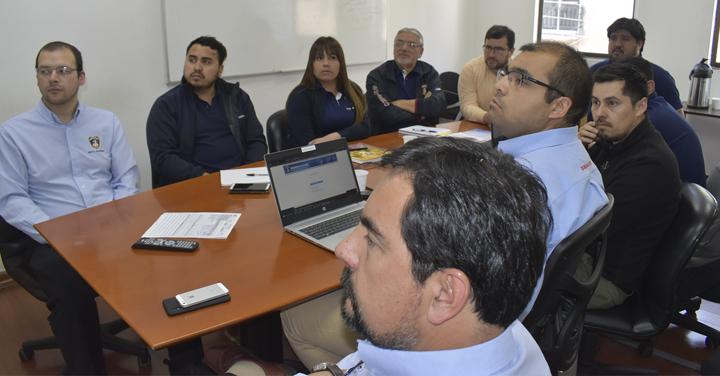 Bomberos de Chile optimiza herramienta digital para la compra de  Material Menor
