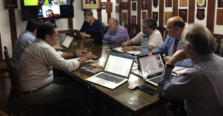 Planificación operacional para los equipos USAR acreditados a nivel nacional