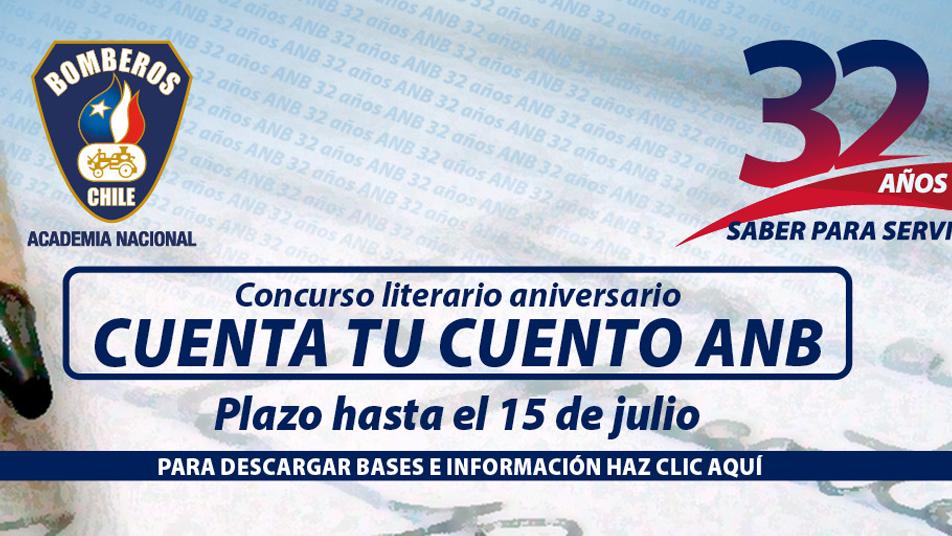 """Hasta el 15 de julio es el plazo para participar en """"Cuenta tu Cuento ANB"""""""
