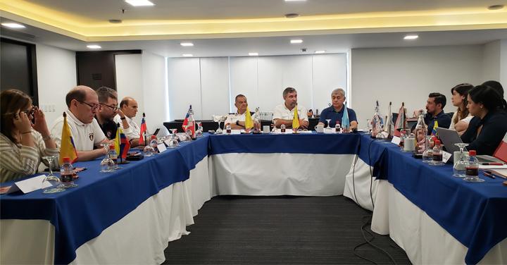Bomberos de Chile y su participación internacional en organismos de punta en fortalecimiento de capacidades operativas