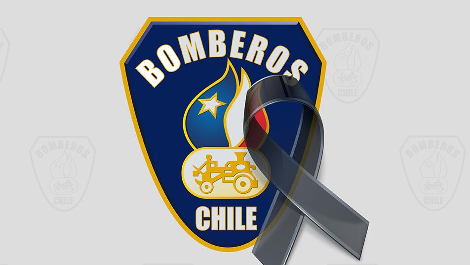 Hondo pesar por muerte de Voluntario Insigne del Cuerpo de Bomberos de Valparaíso