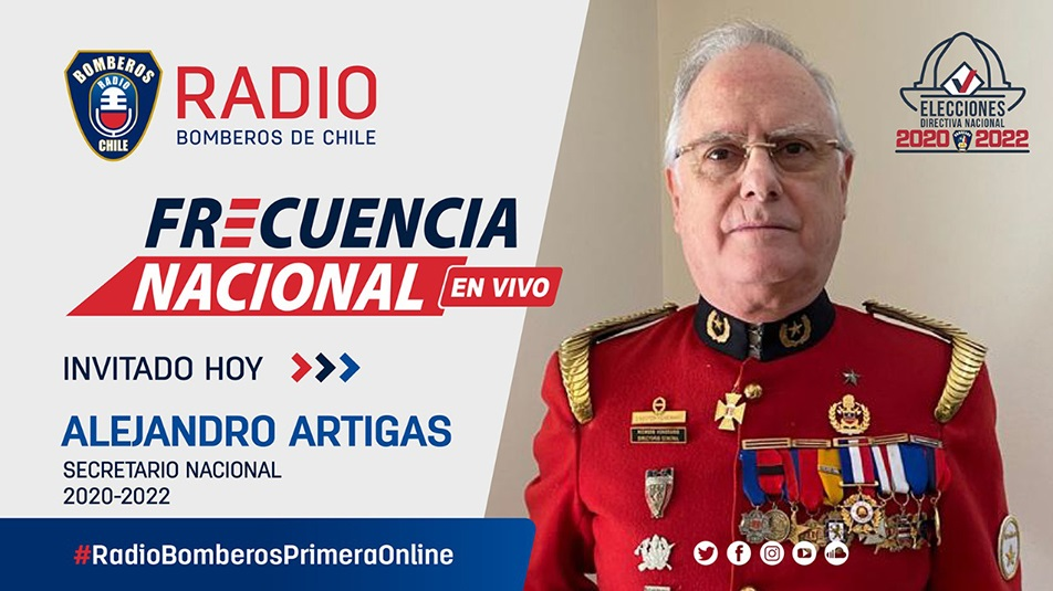 Entrevista a Alejandro Artigas, recientemente electo Secretario Nacional por lo que resta del período 2020 - 2022