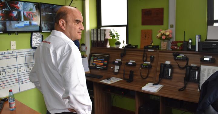 Bomberos de Peralillo, Marchigüe y Palmilla cuentan con Central de Alarmas Intercuerpos unificada