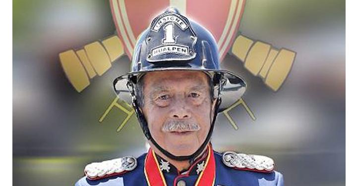 Fallece Voluntario Insigne del Cuerpo de Bomberos de Hualpén