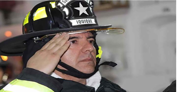 Fernando Ruiz Moraga deja el mando de bomberos después de 10 años