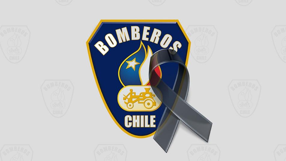 Condolencias al Cuerpo de Bomberos de Cabrero por fallecimiento de mártir