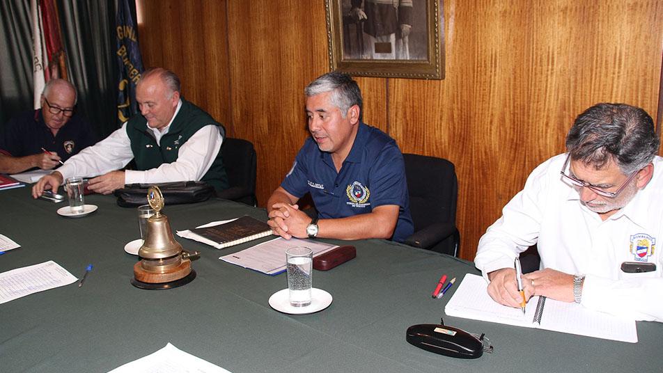 Municipio se compromete a colaborar en la búsqueda de inmueble para instalar la Casa del Bombero Adulto Mayor de Temuco