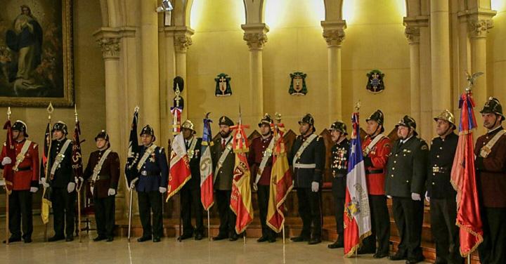 160º Años del Fallecimiento del Primer Mártir de Bomberos de Chile