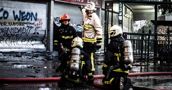 Nuevo balance general de Bomberos luego de 11 jornadas de emergencias