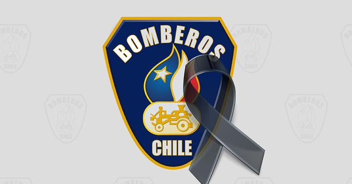 Falleció Voluntario Insigne del Cuerpo de Bomberos de Lota