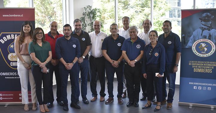 Consejo Directivo y Comité Académico de la OBA se reúnen en Chile