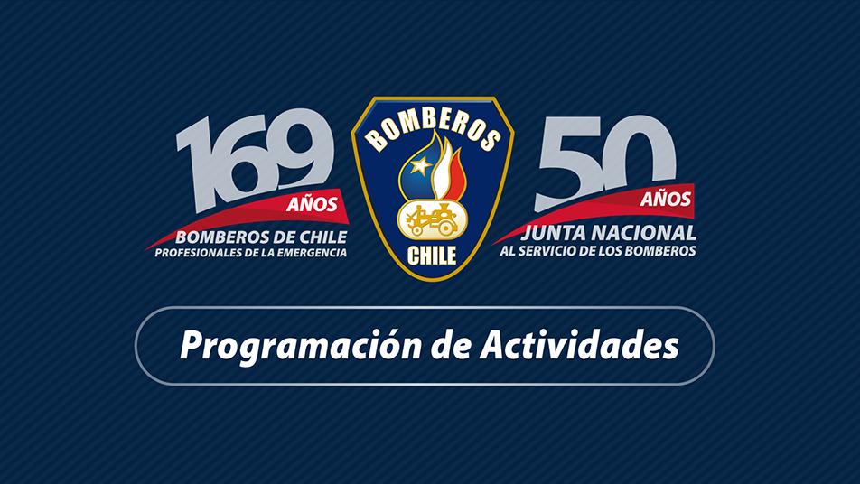 Bomberos de Chile conmemora 169 años desde su fundación