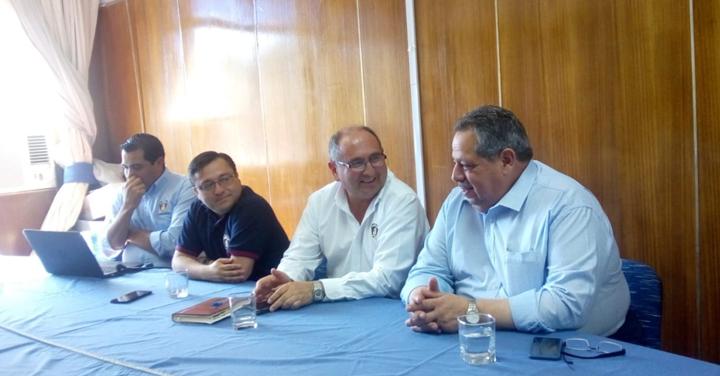 Municipalidad de Chillán entregó financiamiento para el Desafío Bomberos de Chile