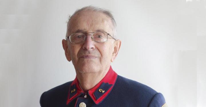 Fallece German Bielefeld primera antigüedad del Cuerpo de Bomberos de Osorno