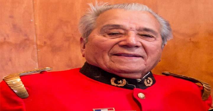 Falleció fundador de la Cuarta Compañía de Ñuñoa
