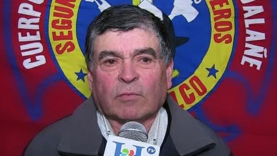 Sensible fallecimiento de Bombero Honorario Don Haroldo Fuenzalida del CB de Hualañé