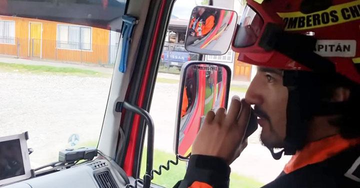 Se estrenó documental sobre Bomberos de Puerto Aysén