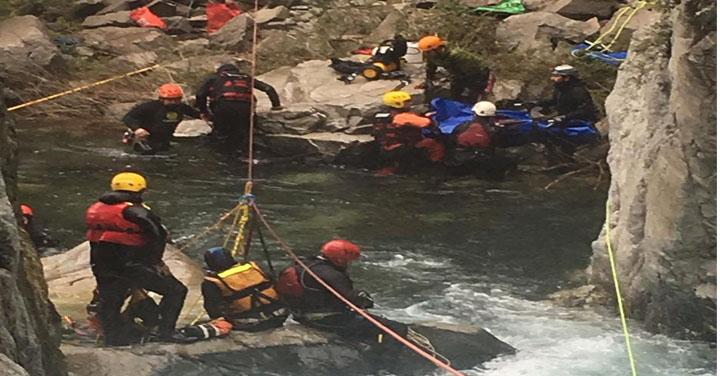 GERSA de San Rosendo y Concepción realizaron rescates en Antuco