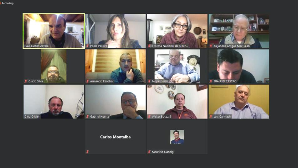 "Se crea Red Colaborativa de Emergencia ""Cordón Arauco-Malleco"""