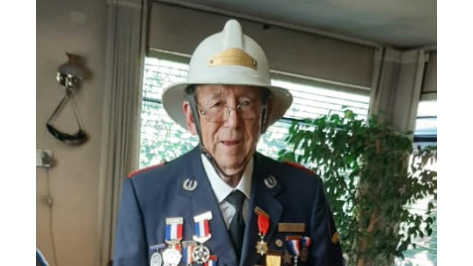El Directorio General del CB Pitrufquén informa el fallecimiento del Bombero Insigne de Chile Bernardo Larrondo Jara (Q.E.P.D.)