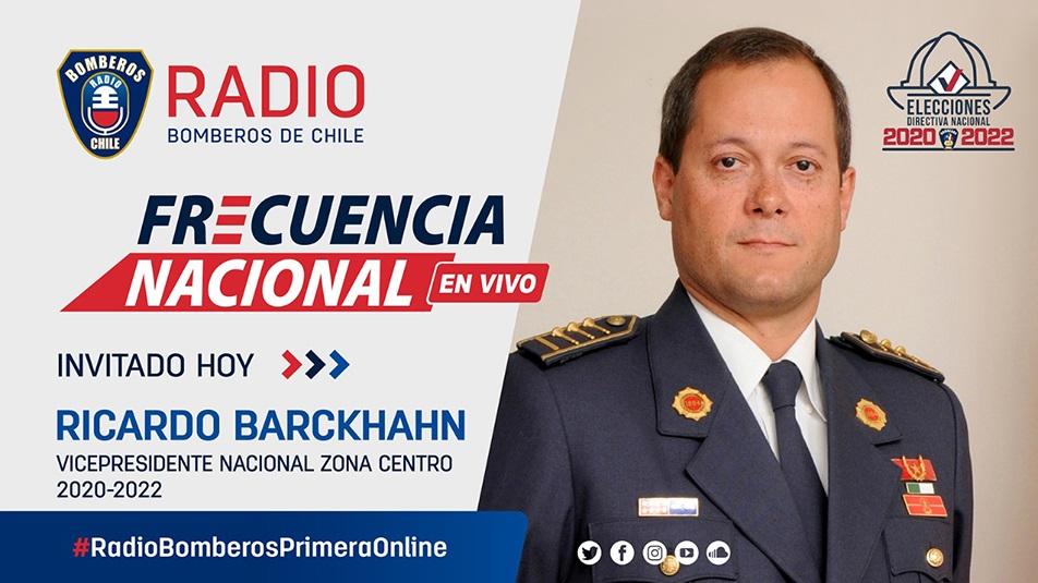 Entrevista a Ricardo Barckhahn, Vicepresidente Nacional Zona Centro, electo por el período 2020 - 2022