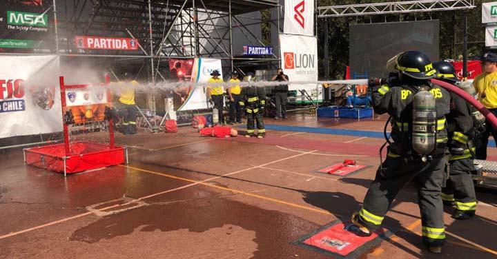 Revisa los equipos clasificados para la segunda jornada de la Gran Final del Desafío Bomberos de Chile