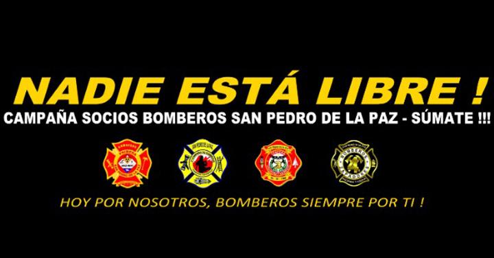 Cuerpo de Bomberos de San Pedro de la Paz inicia la Campaña Económica 2019
