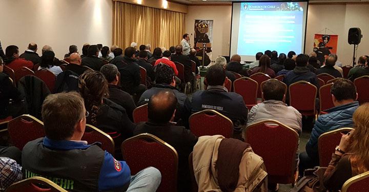 Consejo Regional de Los Lagos realizó importante seminario