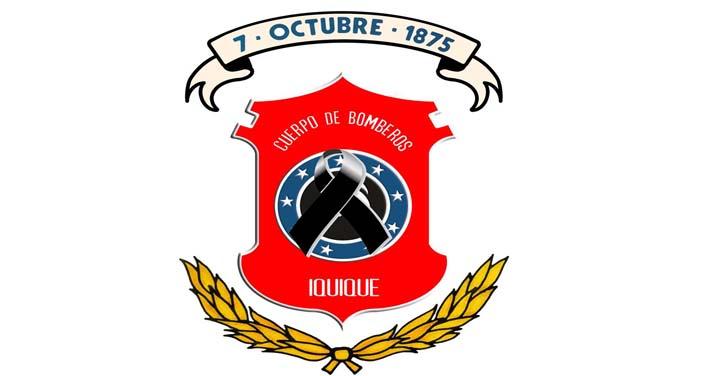 Falleció Voluntario Honorario del Cuerpo de Bomberos de Iquique