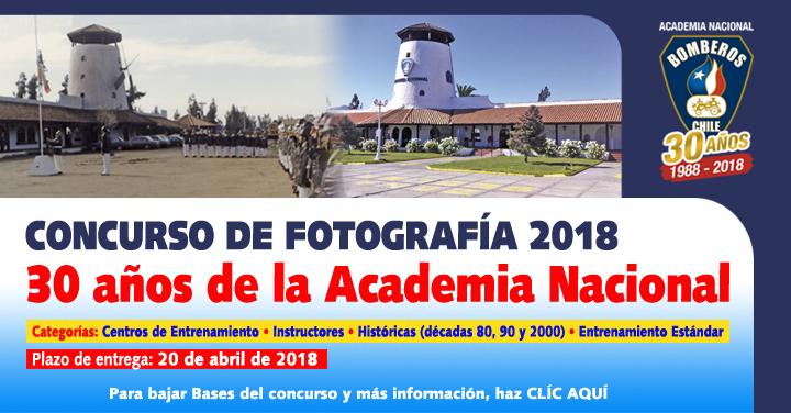 Participa en el Concurso de Fotografía