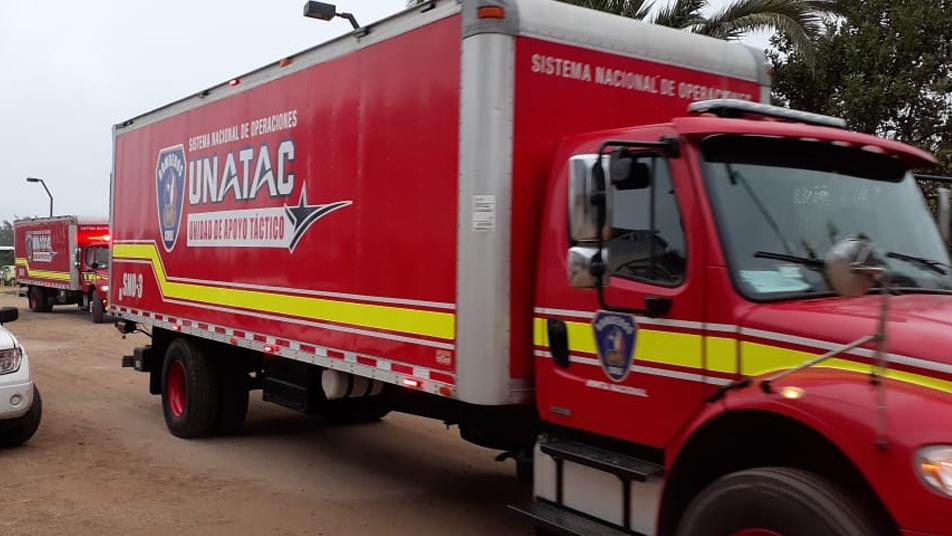 Rumbo a todas las regiones del país van los insumos de protección a Bomberos para enfrentar la crisis sanitaria por el COVID 19