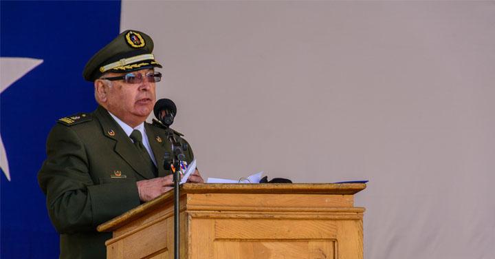 Presidente Nacional asistió a 50° aniversario del Cuerpo de Bomberos de Pemuco