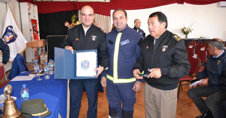 Grupo de Operaciones de Rescate GORU 7 inicia su proceso de acreditación