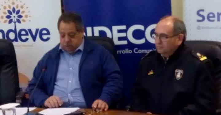 Presidente Regional de Ñuble realizó positivo balance del Desafío Bomberos de Chile Gran Final