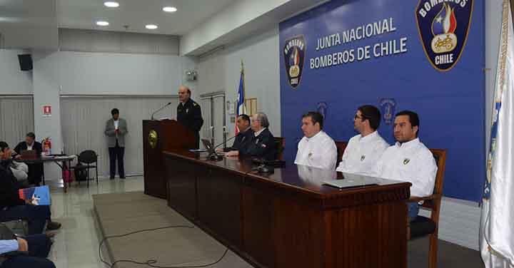 Presidente Nacional participó en el lanzamiento de la Guía Nacional de Rescate Agreste