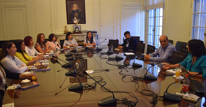 Presidente Nacional participó en reunión para la estandarización del sistema de correspondencia