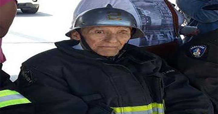 Falleció Voluntario Insigne de Antofagasta