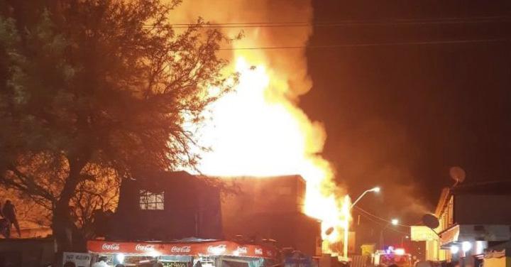 Declaración pública: Bomberos de Chile condena hurto  a bomberos de Pozo Almonte