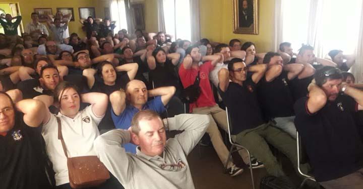 Exitoso seminario para instructores de brigada juvenil en Región de O'Higgins
