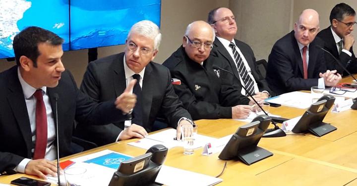 Presidente Nacional participó de mesa técnica sobre implementación del Programa Invierno 2018